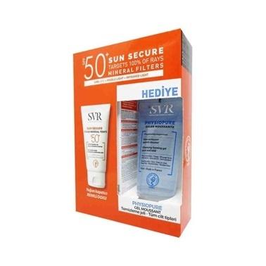SVR SVR Sun Secure SPF50+ Dry Touch Cream Tinted 50ml Kofre Renksiz